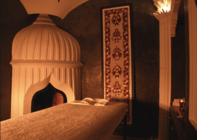 Hamam treatment