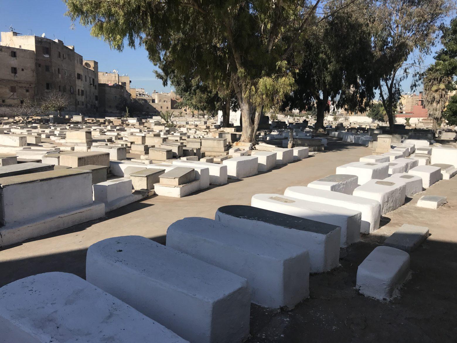 Jewish cemetery Casablanca